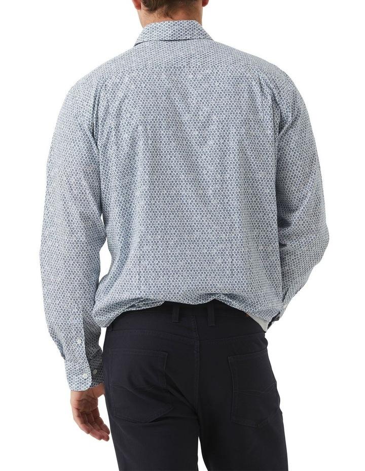 Bowlers Creek Long Sleeve Shirt - Royal image 3