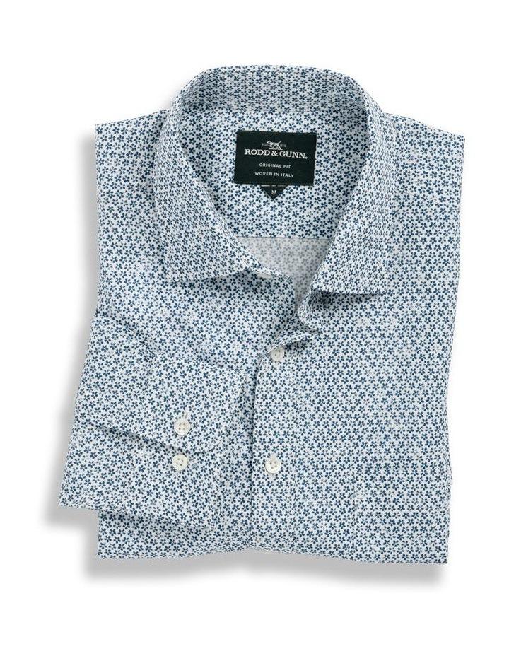 Bowlers Creek Long Sleeve Shirt - Royal image 4