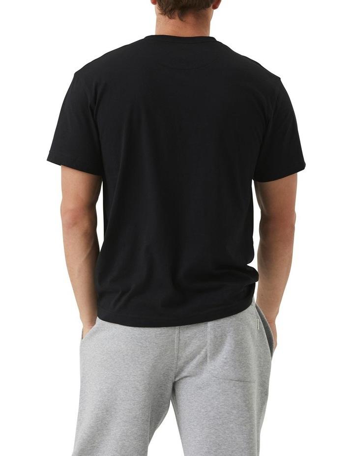The Gunn T-Shirt - Liquorice image 3