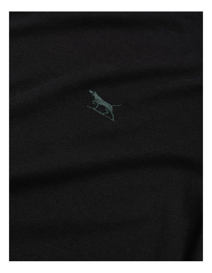 The Gunn T-Shirt - Liquorice image 5