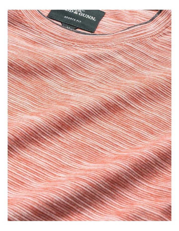 Long Sleeve Claremont T-shirt - Rust image 5