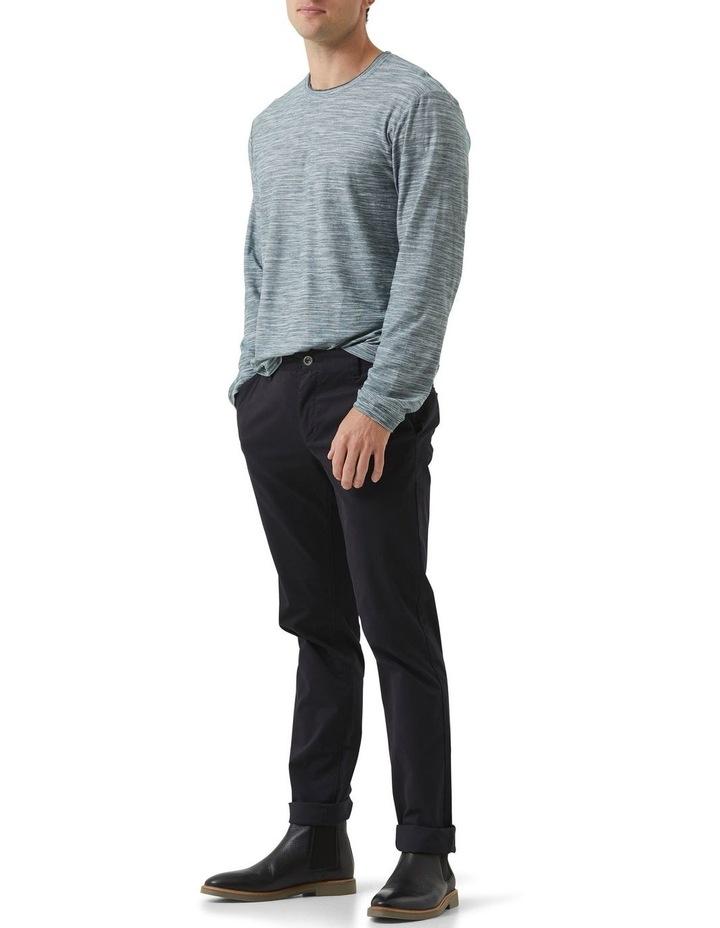 Long Sleeve Claremont T-shirt - Evergreen image 2
