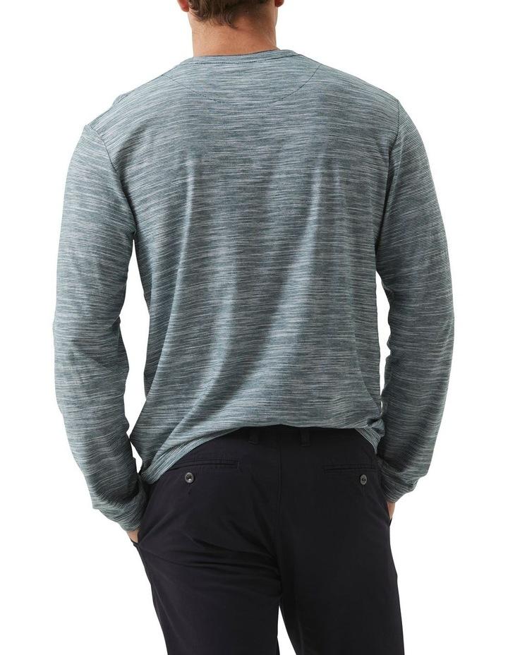 Long Sleeve Claremont T-shirt - Evergreen image 3