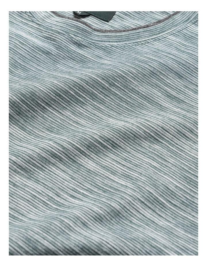 Long Sleeve Claremont T-shirt - Evergreen image 5