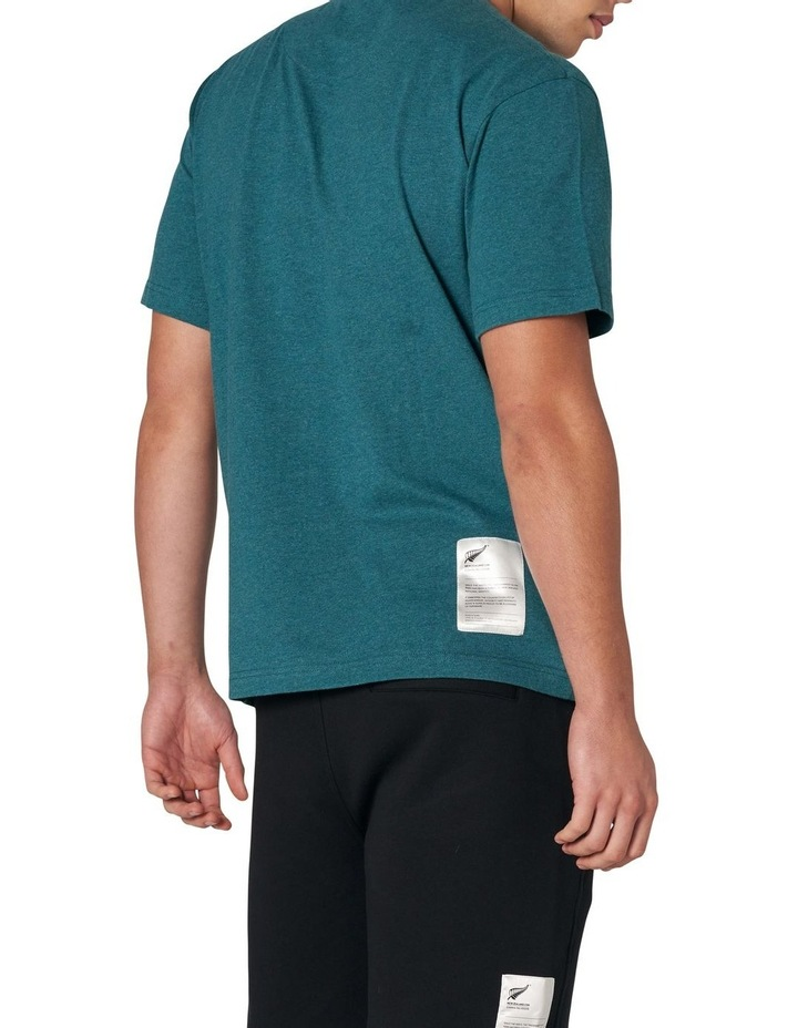 Fernmark Logo T-Shirt - Teal image 3