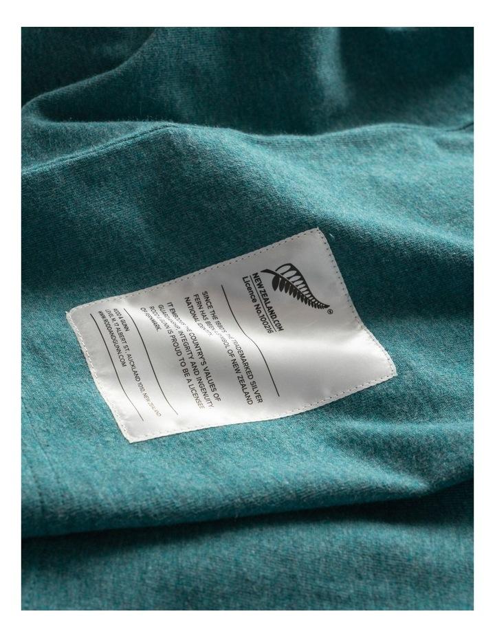 Fernmark Logo T-Shirt - Teal image 6
