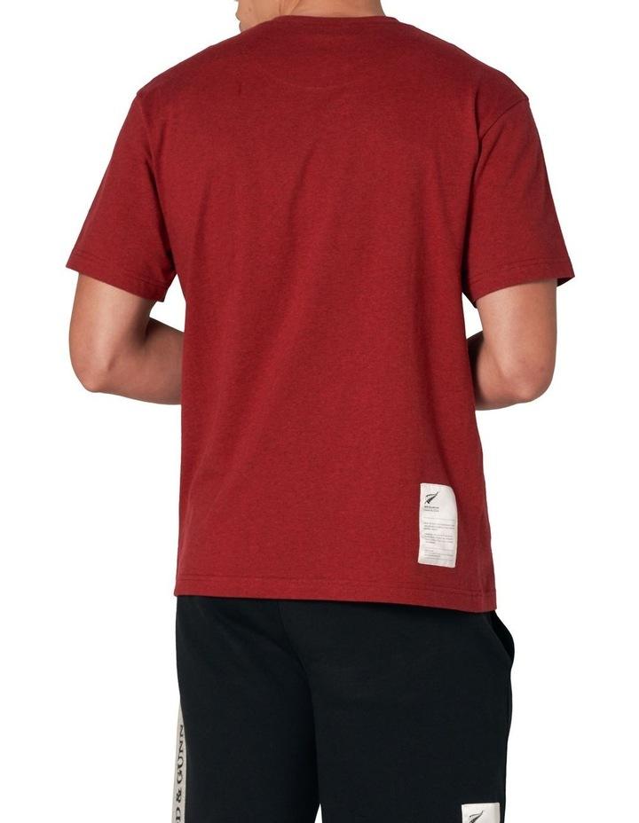 Fernmark Logo T-Shirt - Currant image 3