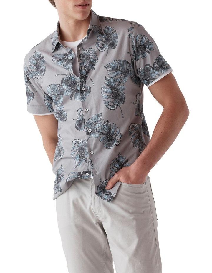 Buckleton Short Sleeve Sports Fit Shirt image 1
