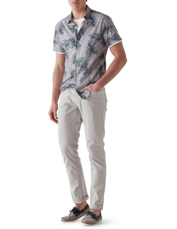 Buckleton Short Sleeve Sports Fit Shirt image 2