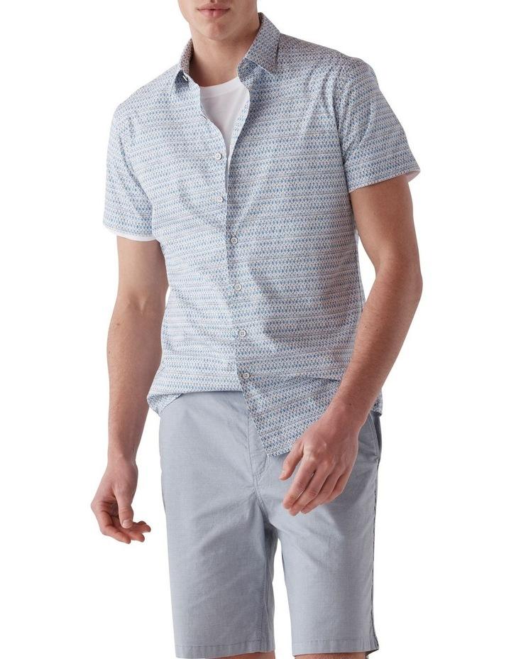 Kirkwood Short Sleeve Sports Fit Shirt image 1