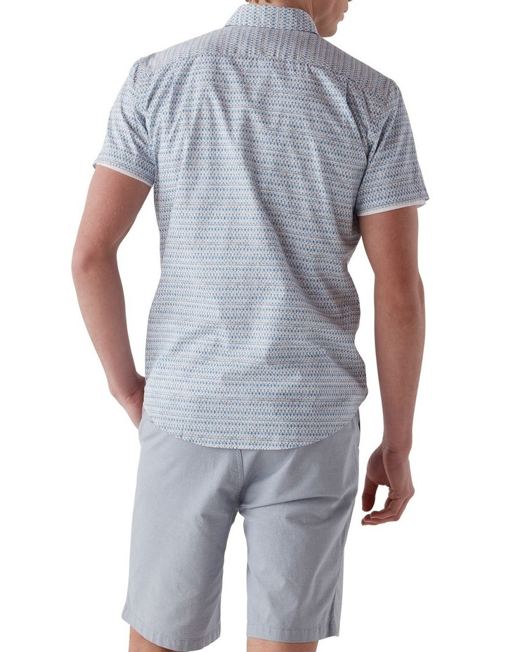 Kirkwood Short Sleeve Sports Fit Shirt image 3