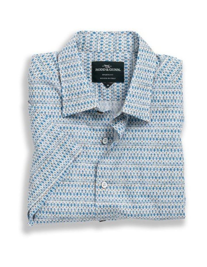 Kirkwood Short Sleeve Sports Fit Shirt image 4