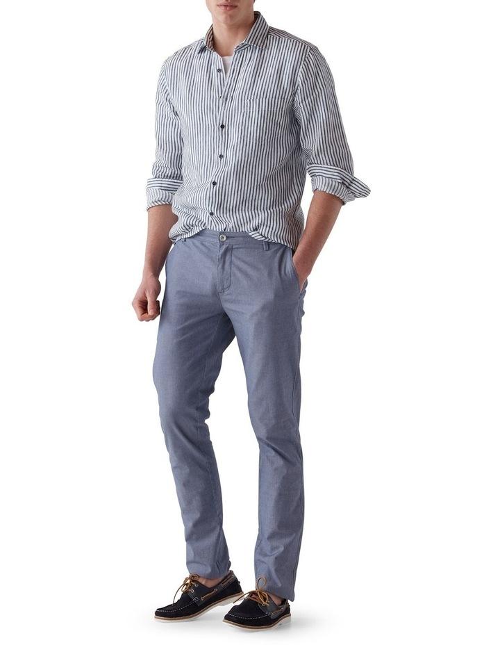 Lewis Street Slim Fit Short Leg - Marine image 2