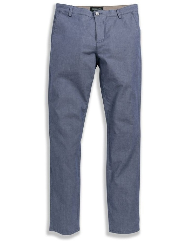 Lewis Street Slim Fit Short Leg - Marine image 4