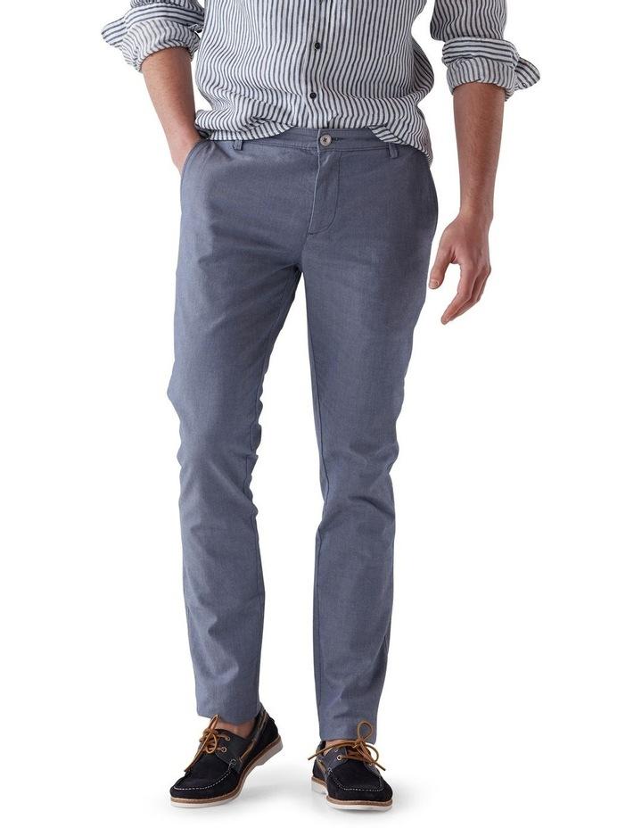 Lewis Street Slim Fit Long Leg - Marine image 1