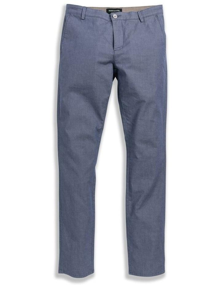 Lewis Street Slim Fit Long Leg - Marine image 4