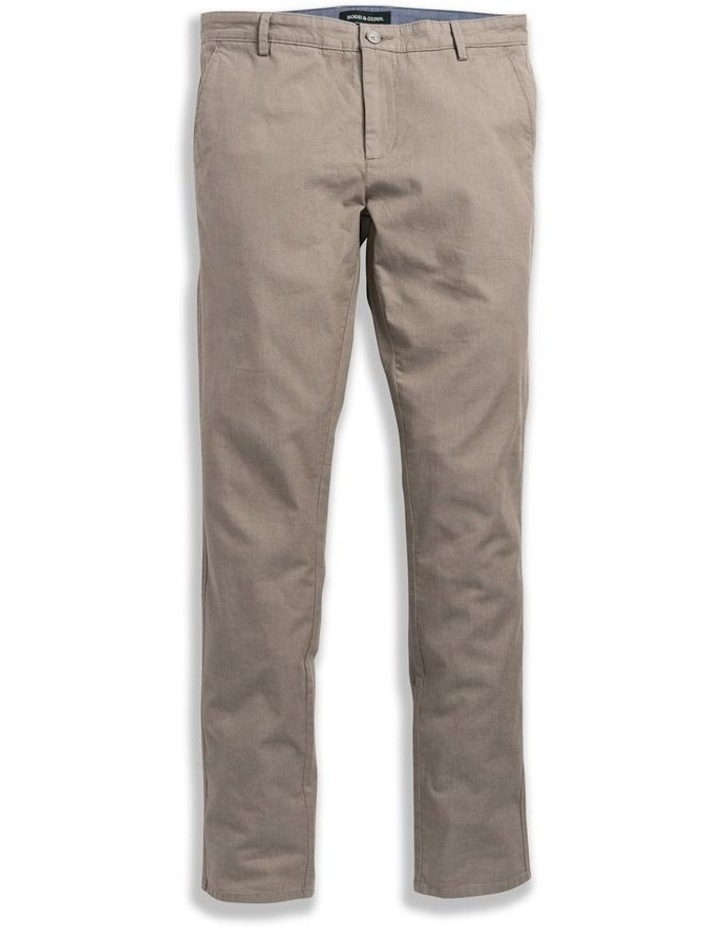 Lewis Street Slim Fit Regular Leg - Sage image 4