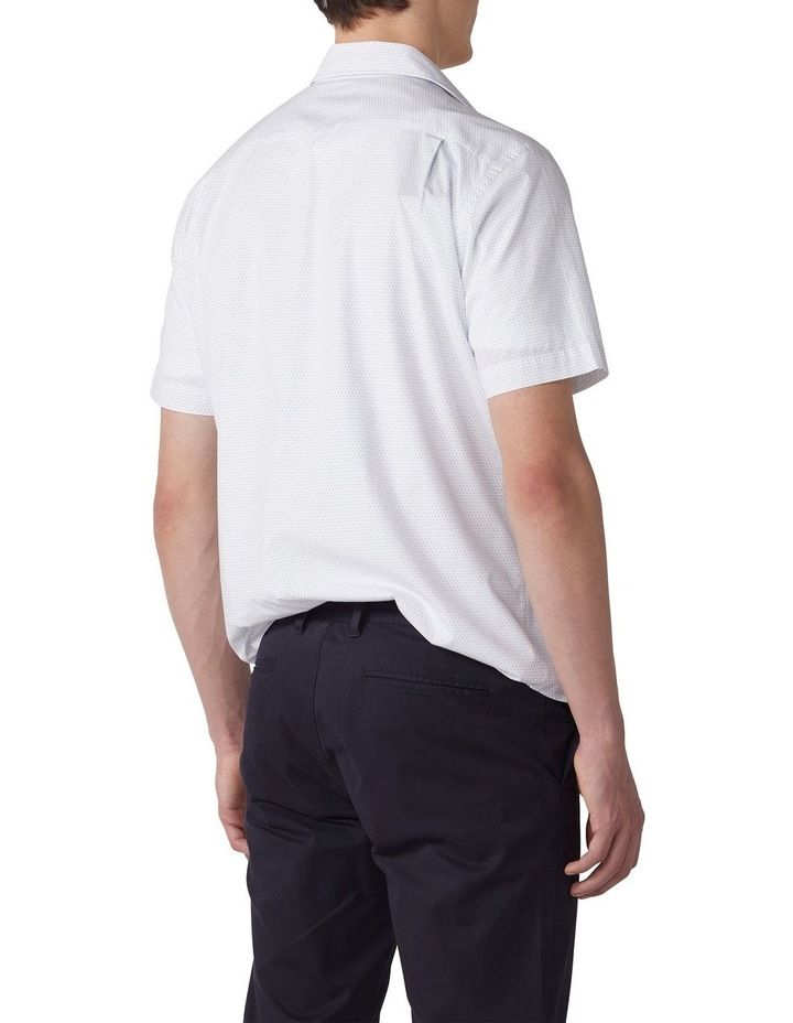 Beethams Short Sleeve Shirt - Snow image 2