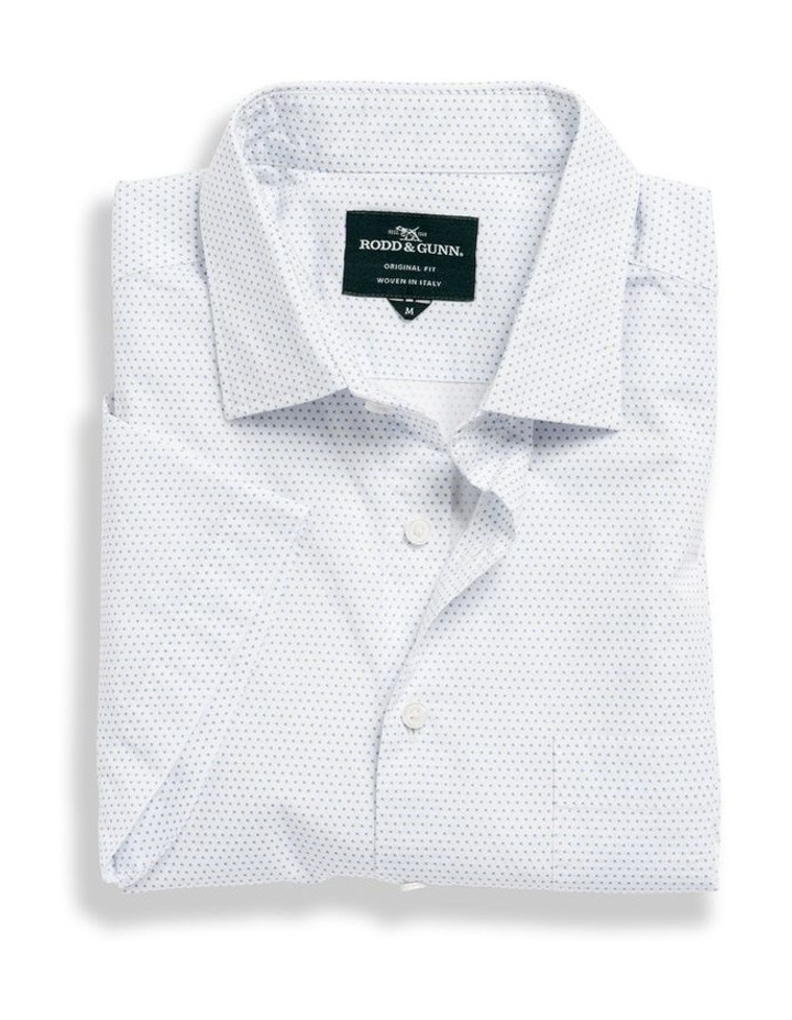 Beethams Short Sleeve Shirt - Snow image 3