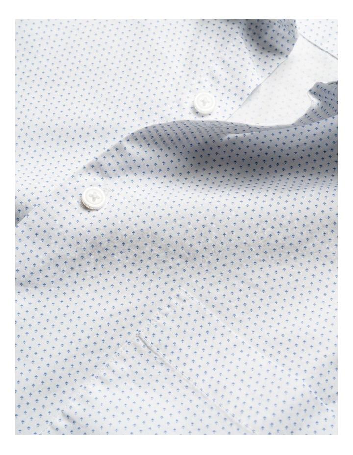 Beethams Short Sleeve Shirt - Snow image 4