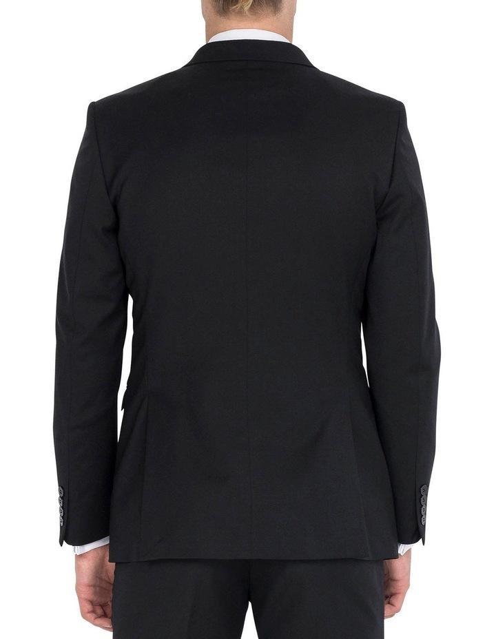 Black Formal Jacket - Long image 2