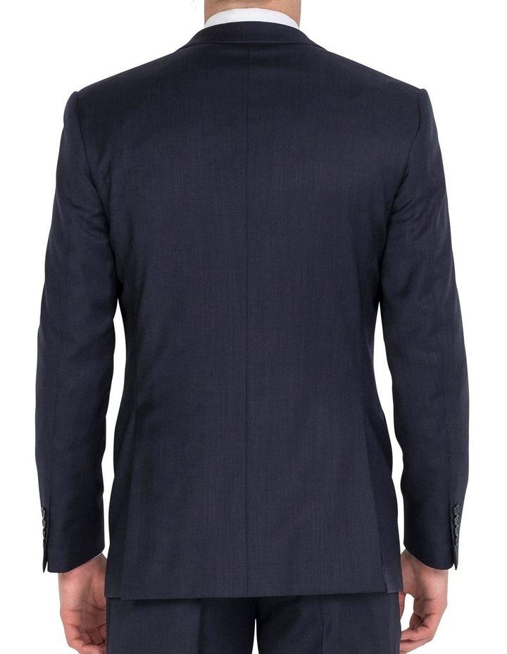 Navy Formal Suit Jacket image 2