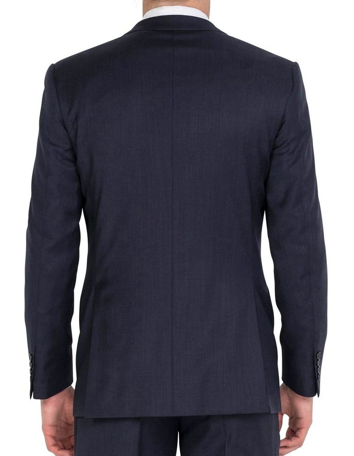 Navy Formal Suit Jacket image 2