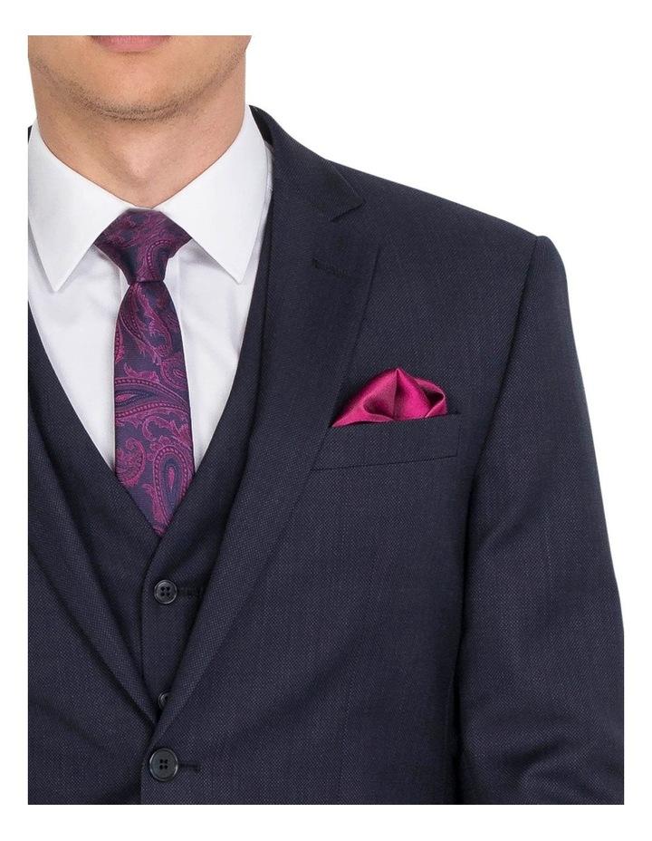 Navy Formal Suit Jacket image 4