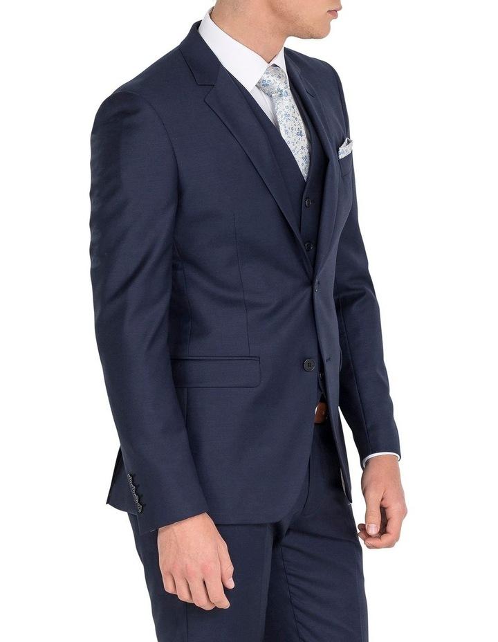 Classically Styled Navy Jacket image 2