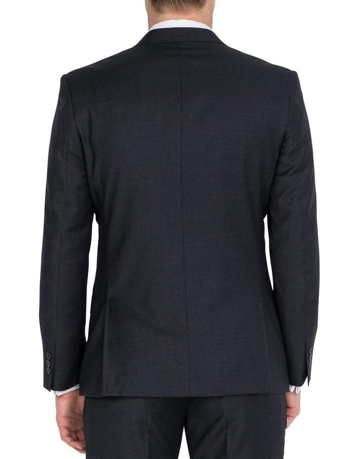 Charcoal Lounge Jacket - Long image 2