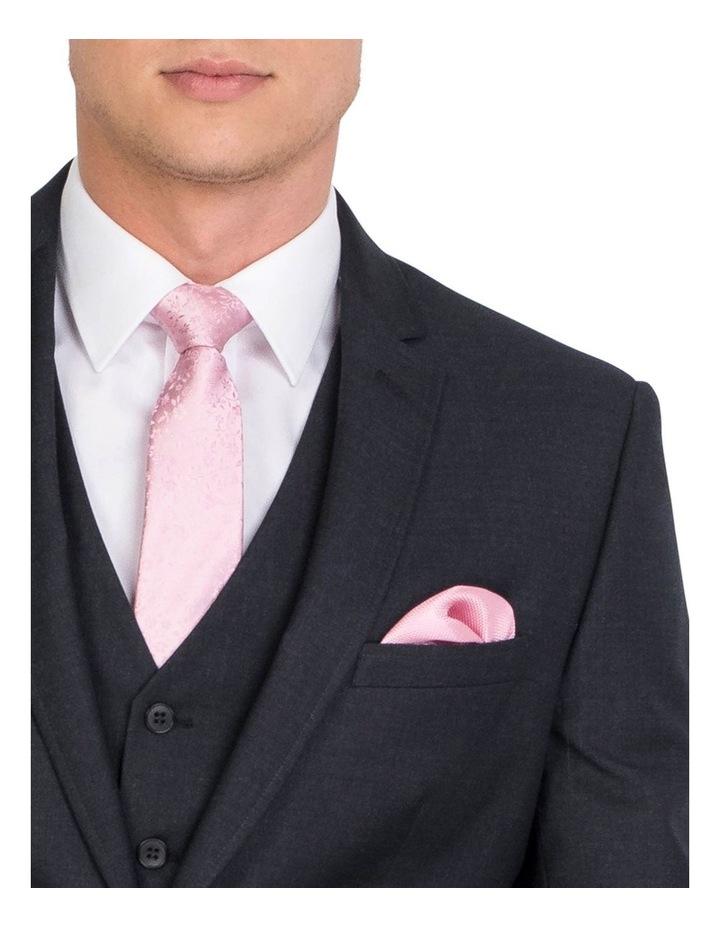 Charcoal Lounge Jacket - Long image 4