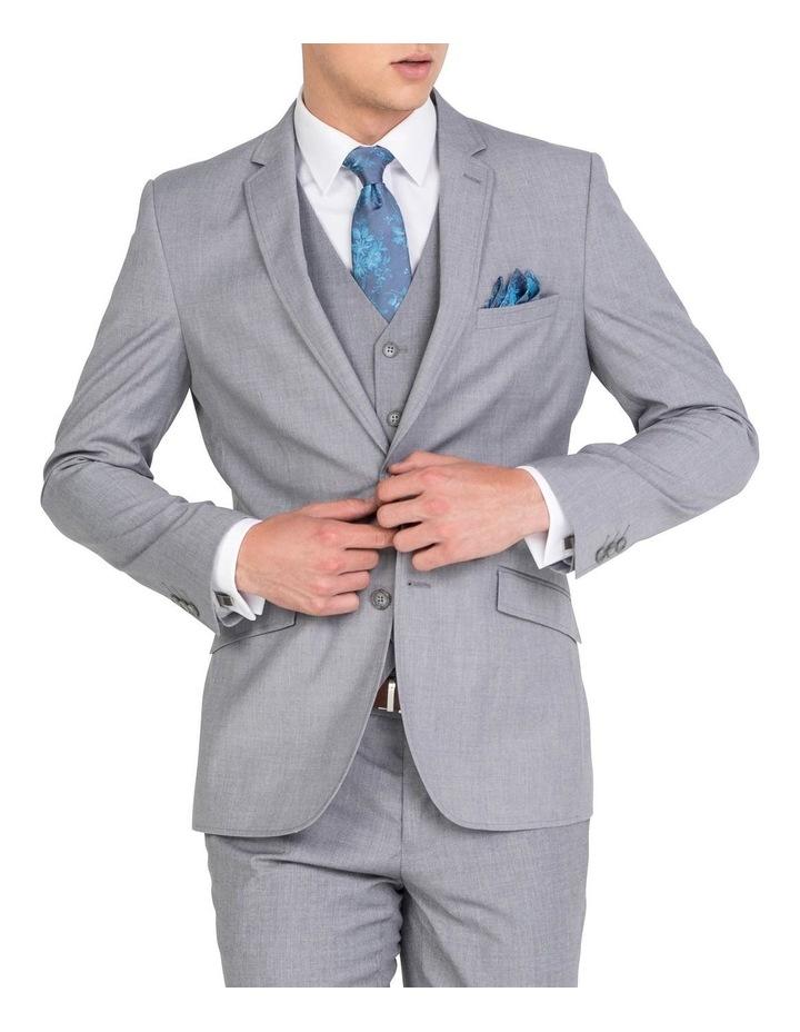 Light Grey Jacket- Long image 1