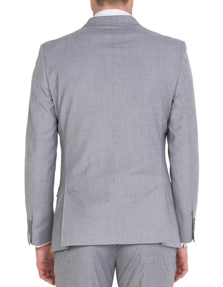 Light Grey Jacket- Long image 2