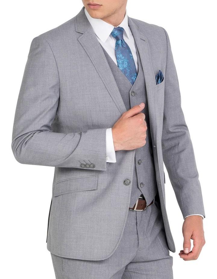 Light Grey Jacket- Long image 3