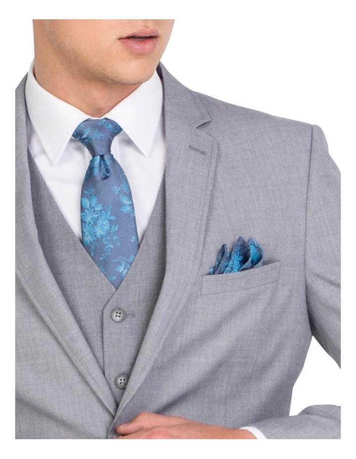 Light Grey Jacket Short image 4