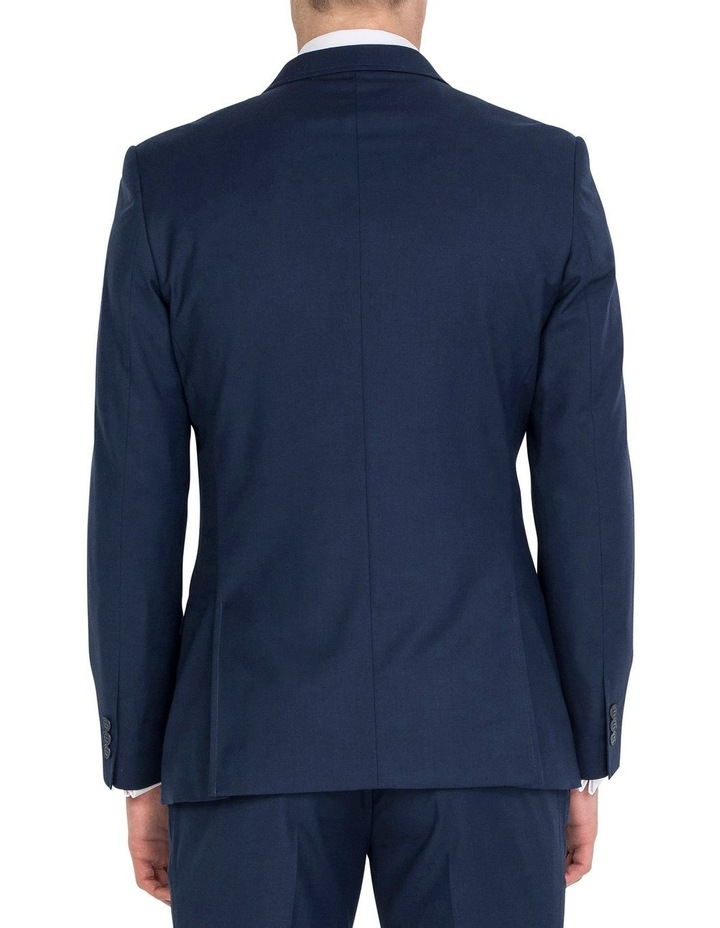 Tailored Navy Jacket- Short image 2