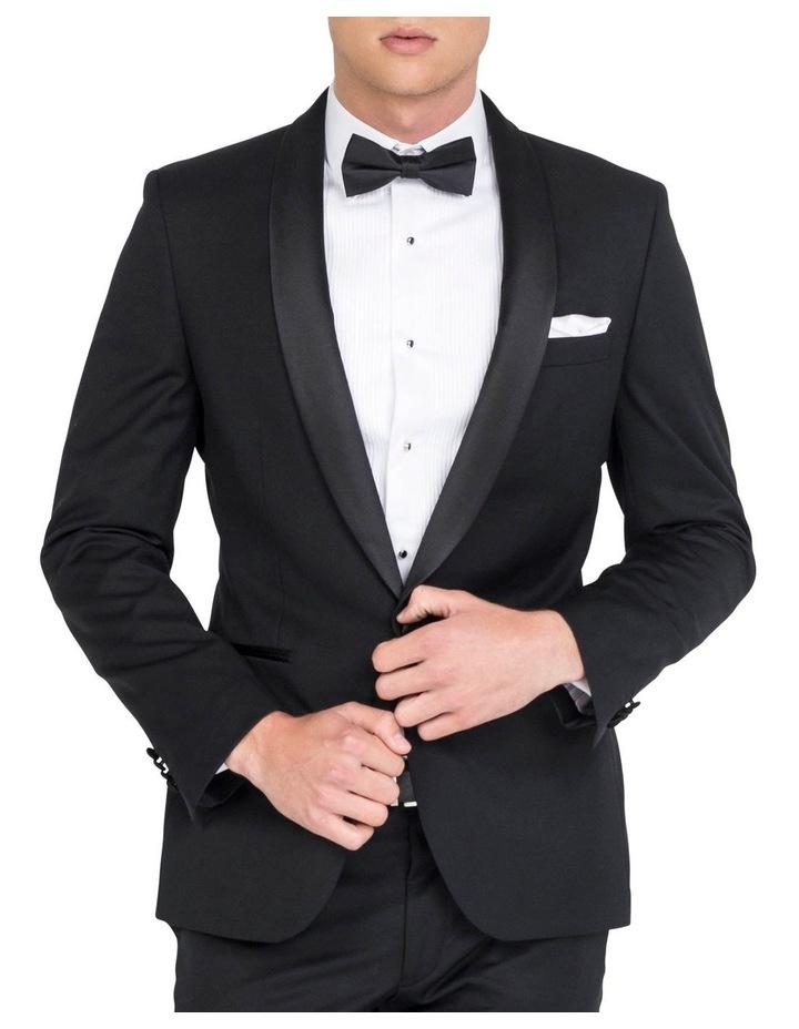 Tailored Tuxedo Jacket - Short image 1