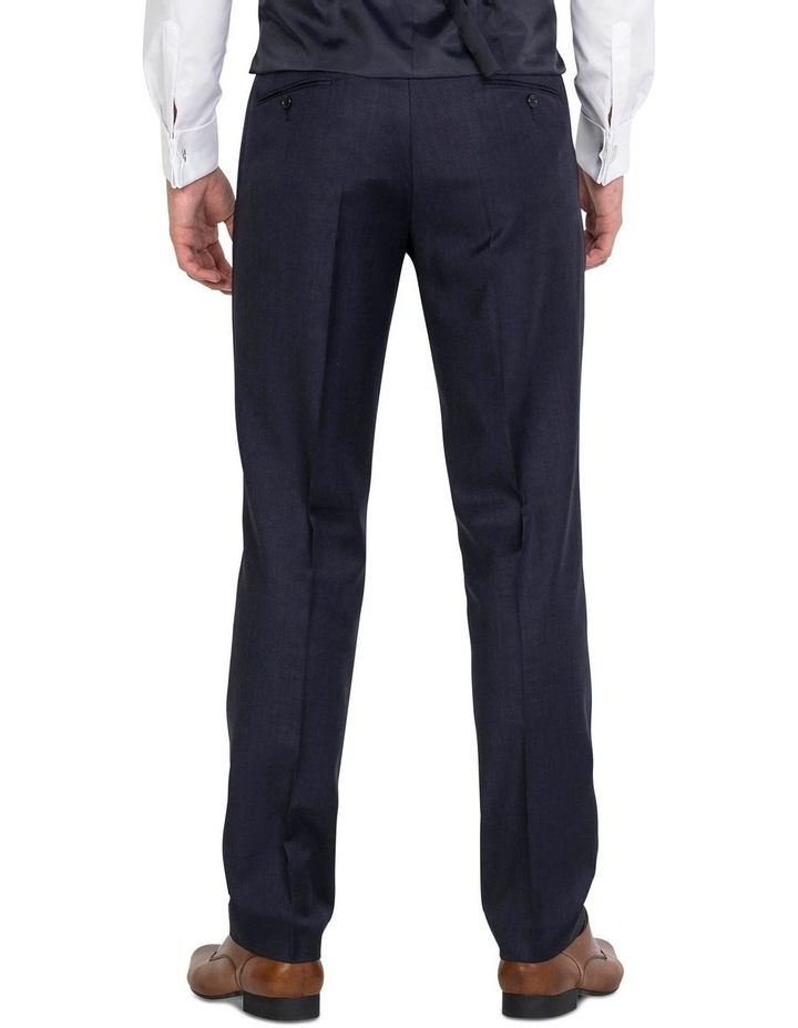 Pure Wool Navy Trouser image 2