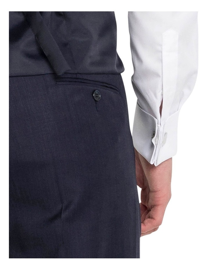 Pure Wool Navy Trouser image 4