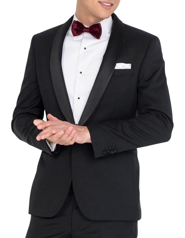 Tailored Tuxedo Jacket - Short image 3