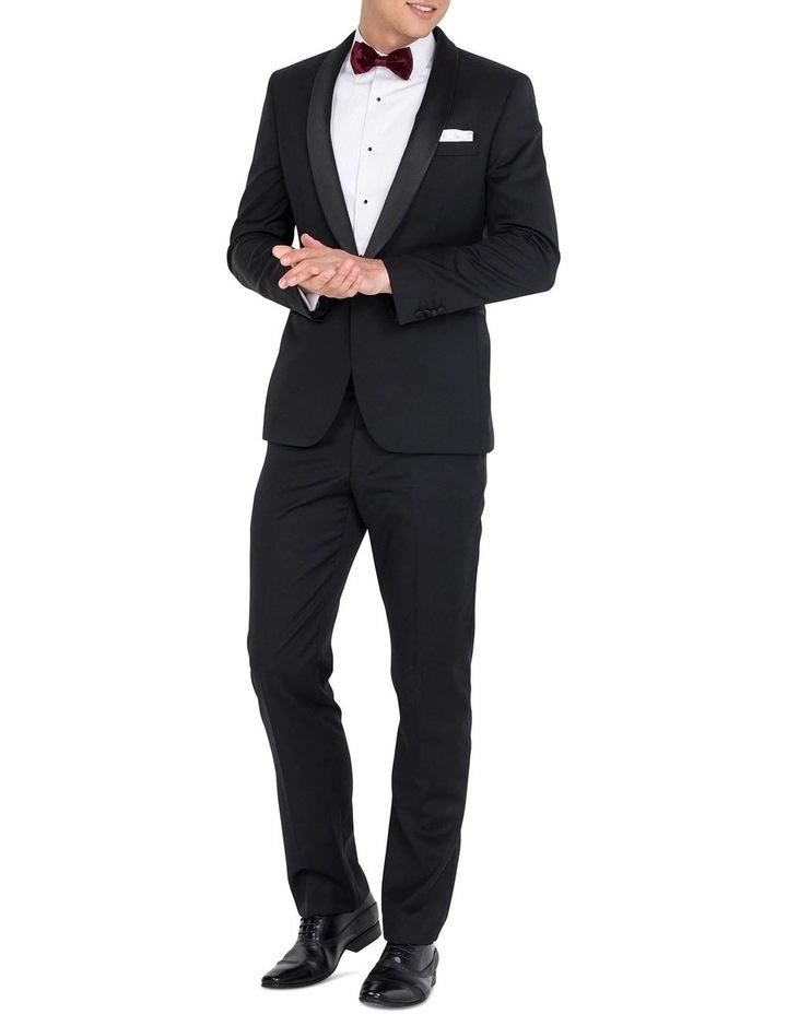 Tailored Tuxedo Jacket - Short image 5