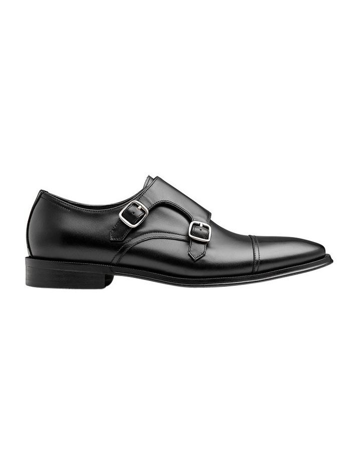 Lingard Black Dress Monkstrap image 1