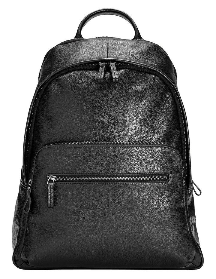 Montoro Black Backpack image 1