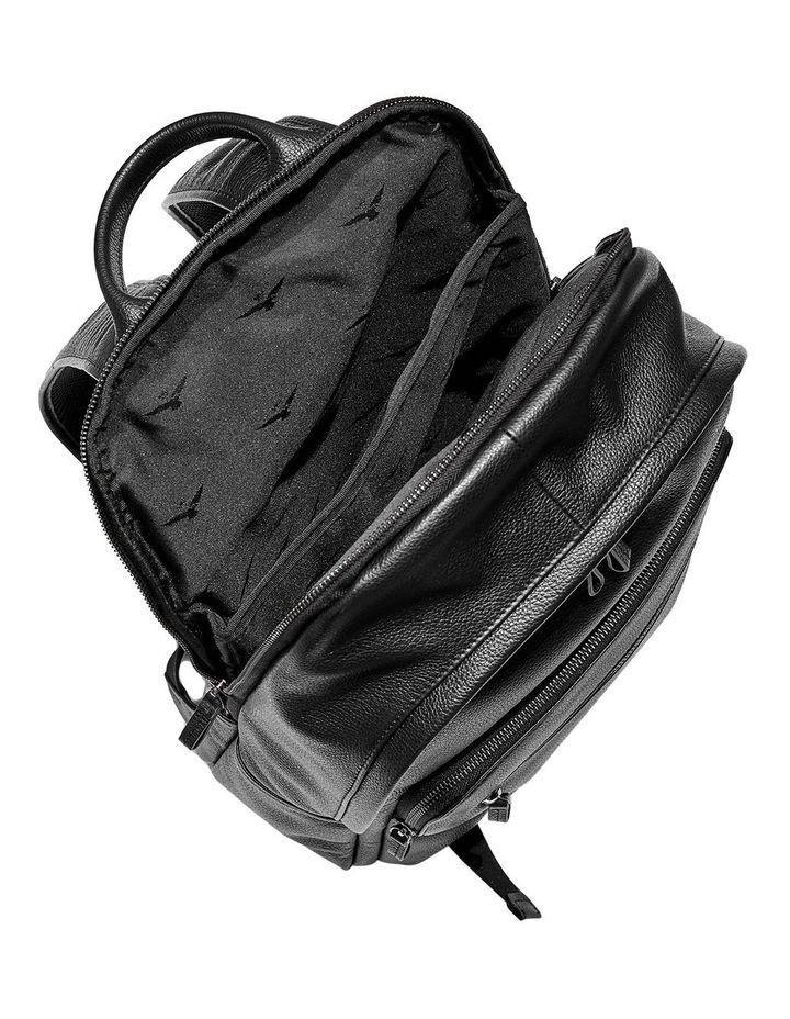 Montoro Black Backpack image 3