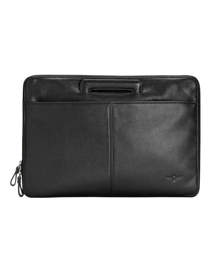 Montoro Leather Slim Briefcase image 2