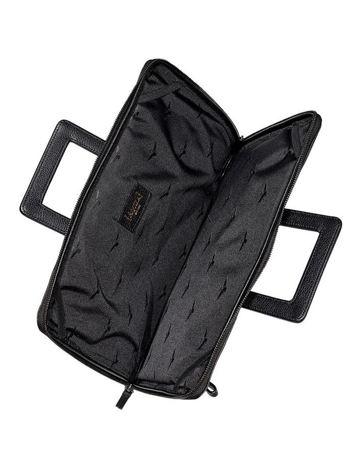Montoro Leather Slim Briefcase image 4