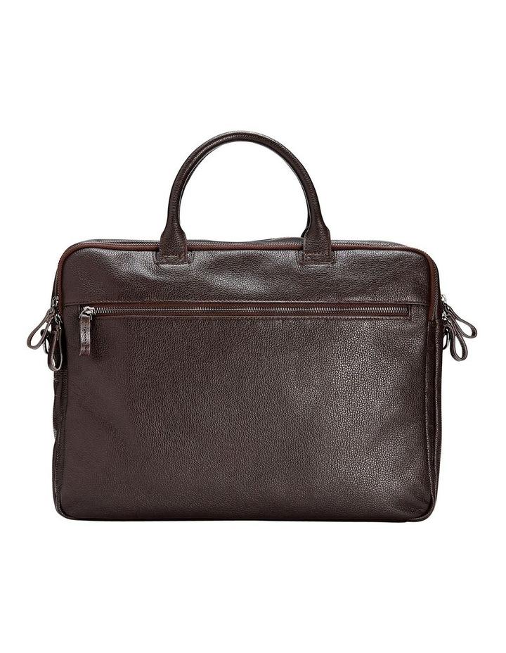 Montoro Brown Briefcase image 2