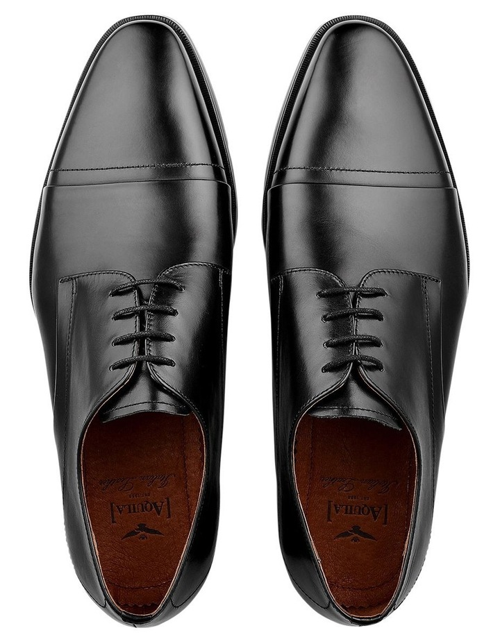 Cartwright Leather Derby Shoes image 4