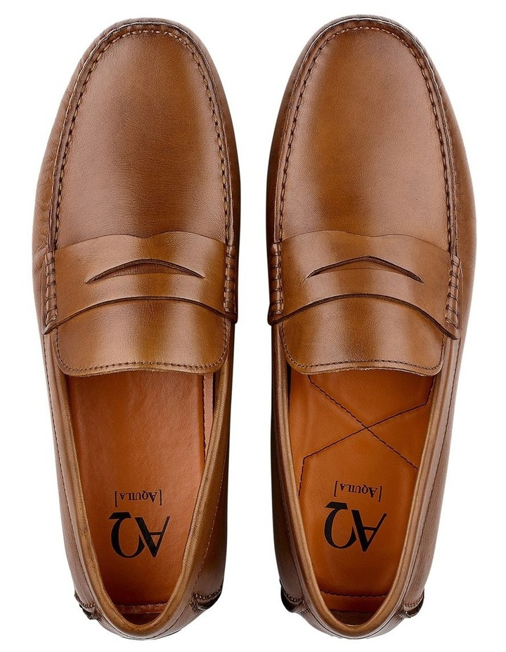 Monza Leather Loafer image 3