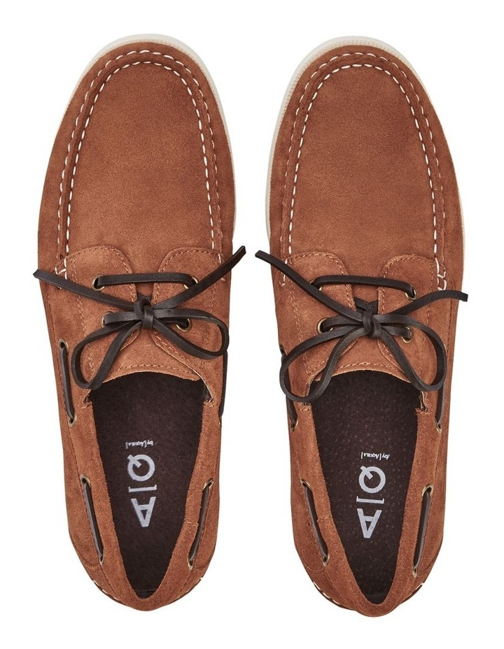 Corona Tan Boat Shoe image 4